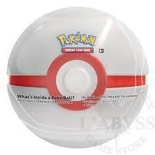Pokeball Tin E