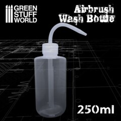 GSW Airbrush Wash Bottle 250ml (2306)