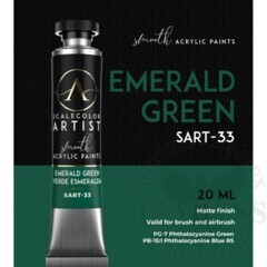 Scale Artist - Emerald Green 20ml ( SART-33 )