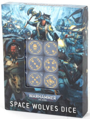 Space Wolves Dice Set ( 53-27 )
