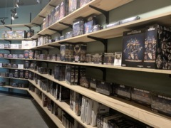 Notre section Warhammer · Our Warhammer section