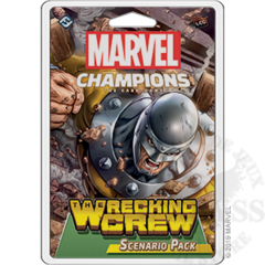Marvel Champion: LCG - Scenario Pack The Wrecking Crew