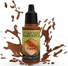 Warpaints Metallics: True Copper 18ml ( wp1467 )