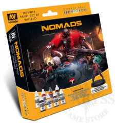 Vallejo Box Set Infinity - Nomads ( 70233 )