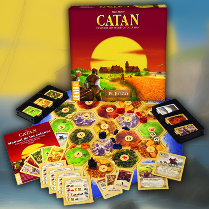 Catan 5th Edition (2015)
