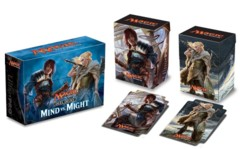 Magic the Gathering: Mind vs. Might Duel Deck Box