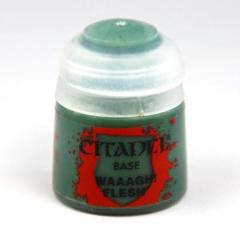 (SL 21-13) Citadel Paint - Base - Waaagh! Flesh (12ML)