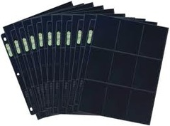 18-Pocket Pages Ultra Pro 10CT packs