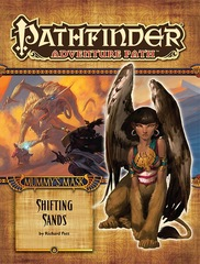 Pathfinder Adventure Path - Shifting Sands (Part 3 of 6)
