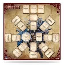 Pathfinder: Adventure Card Game Playmat