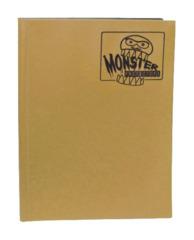 9 Pocket Monster Binder (Matte Gold)