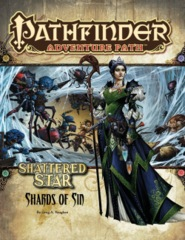 Pathfinder Shattered star Shards of Sin