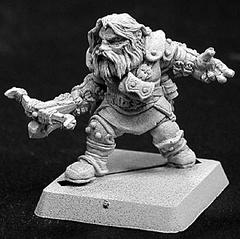 Warlord: 14130: Snorri Oathbreaker, Dwarf Solo