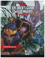 Explorer's Guide to Wildemount (5th Edition)