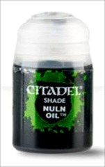 (SL 24-12) Citadel Paint - Shade - Nuln Oil (24ML)