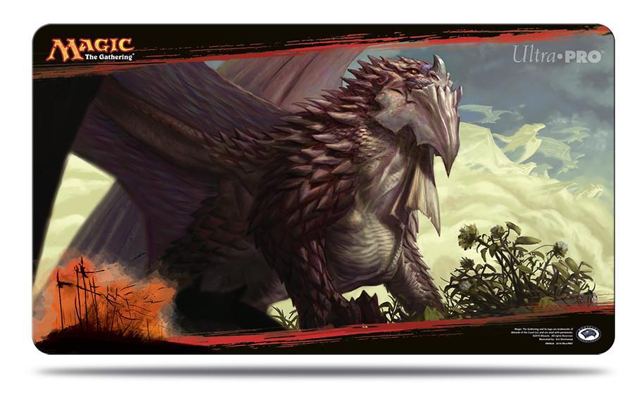 Ultra Pro MtG Playmat Dragons of Tarkir Dragonlord v1 Dromoka
