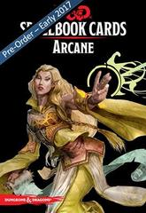 5th Edition D&D Spellbook Cards - Arcane