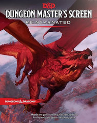 5th Edition Dungeon Master`s Screen Reincarnated