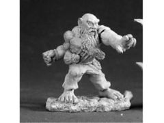 Dark Heaven Legends: 03044 Burl Oakfist, Dwarf Monk