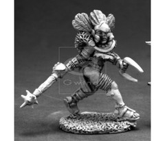 P-65 Heavy Metal: 65136: Female Pit Fighter