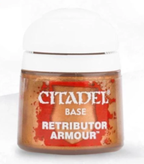 (SL 21-35) Citadel Paint - Base - Retributor Armour (12ML)