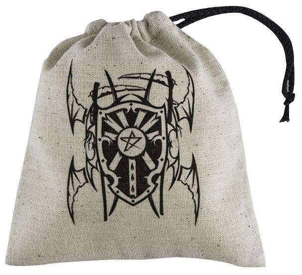 Q Workshop Dice Bag  Vampire