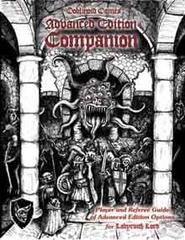 Goblinoid Games - Advanced Edition Companion Labyrinth Lord