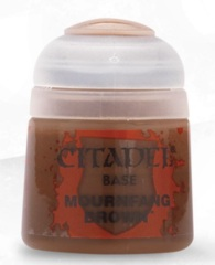 (SL 21-20) Citadel Paint - Base - Mournfang Brown (12ML)