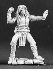 Dark Heaven Legends: 03134: Crimson Fist, Male Monk