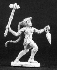 Dark Heaven Legends: 03273: Cyanea the Just,Female Cleric