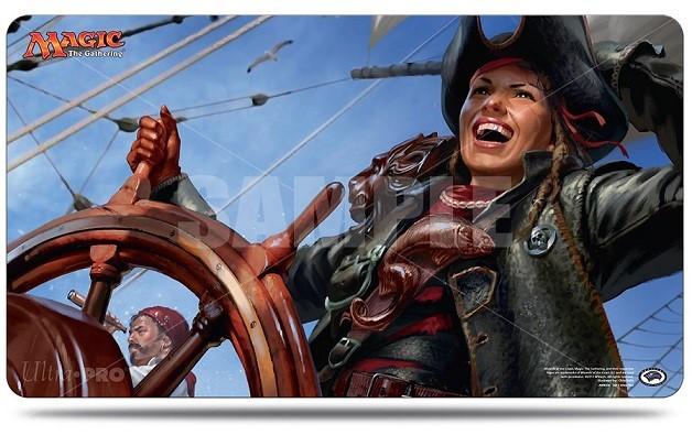 Captain Lannery Storm Playmat