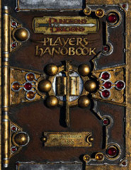 3.5e: Player's Handbook