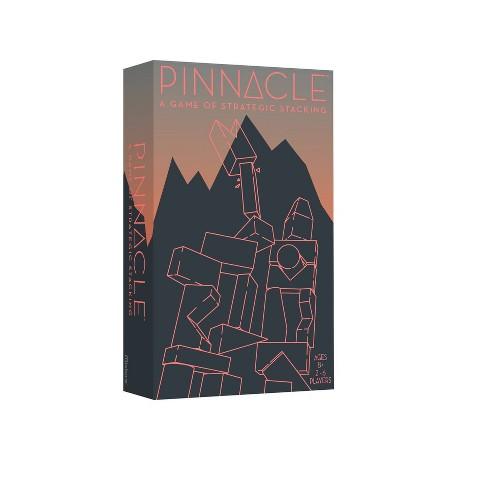 Pinnacle: A Game of Strategic Stacking
