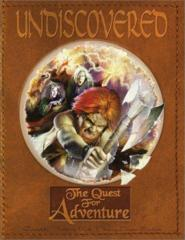 Undiscovered: The Quest for Adventure