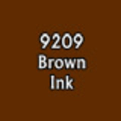 Reaper Master Series Paint - 09209 Brown Ink