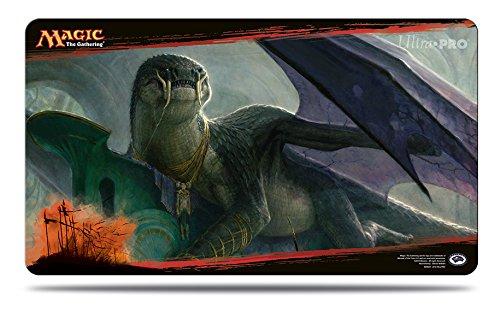 Ultra Pro MtG Playmat Dragons of Tarkir Dragonlord v3 Dragonlord Silumgar
