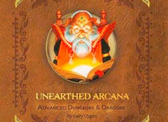 1st Edition Premium Unearthed Arcana