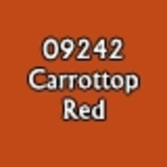 Reaper Master Series Paint - 09242 Carrot Top Red