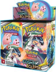 Pokemon TCG: Sun & Moon Cosmic Eclipse Booster Display (36)