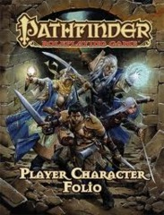 Pathfinder RPG Player Character Folio