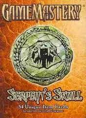 Game Mastery - Serpent's Skull - Item Cards