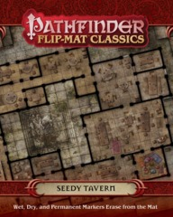 Pathfinder Flip-Mat Classics Seedy Tavern