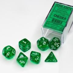 CHX 23075 Translucent Green w/White Poly (7)