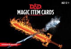 5th Edition D&D Magic Item Cards