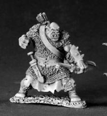 Dark Heaven Legends: 03429: Black Orc Archer