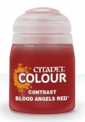 (SL 29-12) Citadel Paint - Contrast - Blood Angels Red (18ML)