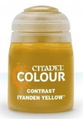 (SL 29-10) Citadel Paint - Contrast - Iyanden Yellow (18ML)