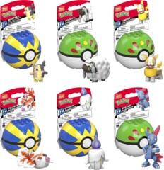 Mega Construx Pokemon Poke Ball Series 14