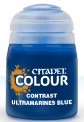 (SL 29-18) Citadel Paint - Contrast - Ultramarines Blue (18ML)