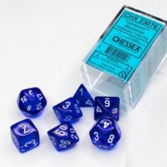 CHX 23076 Translucent Blue w/White Poly (7)